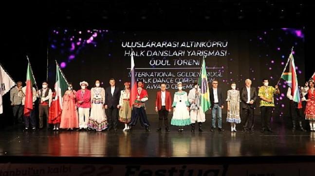 """""""Onur Festivali"""" buruk finalle son buldu"""