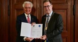 Şişli ve Charlottenburg-Wilmersdorf belediyeleri kardeşlik için imza attı