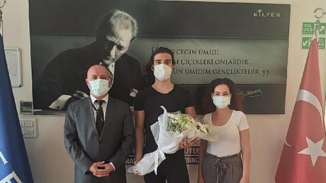 YKS 2021 Antalya 1.si Bilfen Lisesinden!