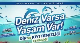Aliağa'da Dip ve Kıyı Temizliği Etkinliği Düzenlenecek