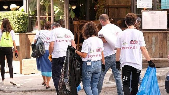 """Boyner ve Green Heroes Türkiye 'Dünya Temizlik Günü'nde Güçlü Bir Mesaj Verdi: """"Daha Temiz Bir Dünya İçin El Ele Veriyoruz"""""""