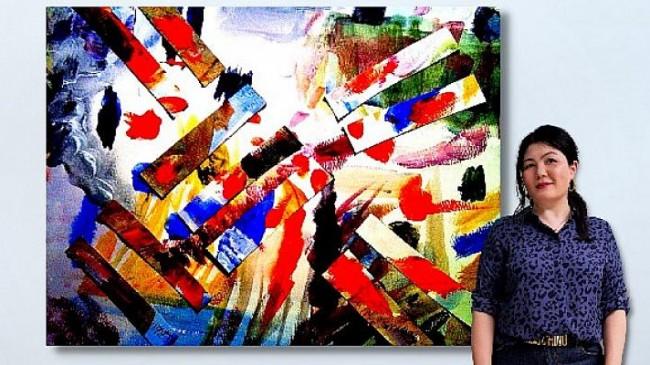 Çağdaş Sanatçı Gao Anqi Kocasinan Contemporary Istanbul'da