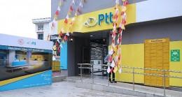 PTT AŞ yeni konseptli iş yerini Zonguldak'ta açtı