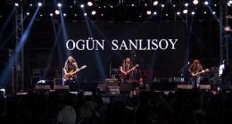 Türkiye Motofest'te Doğukan ve Ogün Şanlısoy konseri