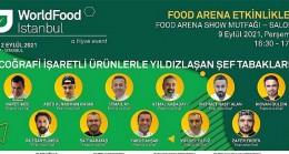 Yıldız Şeflerin Nefes Kesen Lezzet Şovları Worldfood İstanbul'da Olacak!