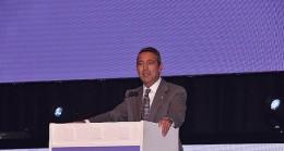 YZB'nin açılışını TOBB Başkanı M. Rifat Hisarcıklıoğlu ve Koç Holding Yönetim Kurulu Başkan Vekili Ali Y. Koç Yaptı