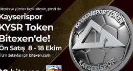 KYSR Token Arzı Bitexen'de Başlıyor!