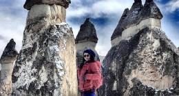 Oyuncu Elif Tayhan Türkiye'yi mesken tutuyor…