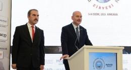 Süleyman Soylu MRBS'ye Katıldı